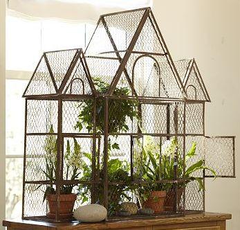 3 gable birdcage