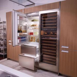 Busy family fridge